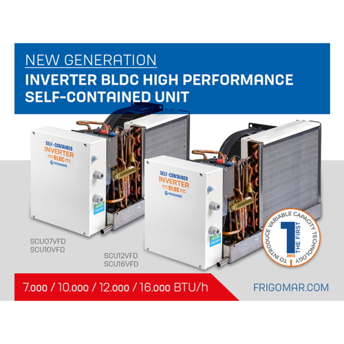 AIRCO NEW SELF CONTAINED INVERTER