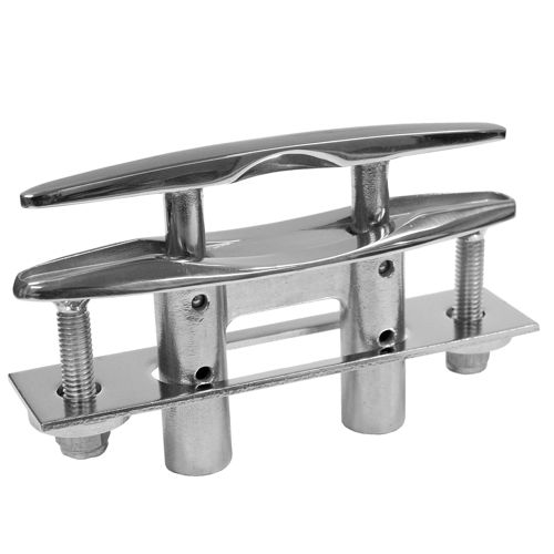 PULL-UP CLEAT 122 X 31MM RVS
