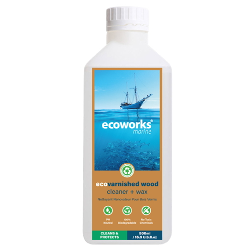 ECOVARNISH CLEANER AND WAX