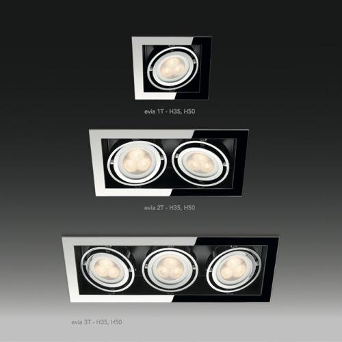 EVIA2-H50 CHR.2X8W 500MA 3000K EX.D