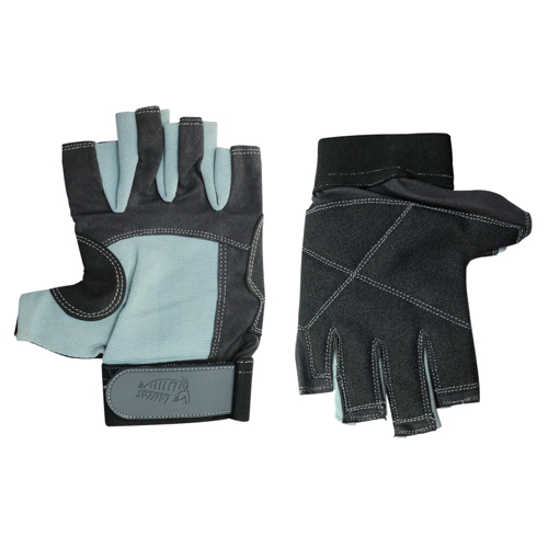 5 finger cut Kevlar - black/grey,S