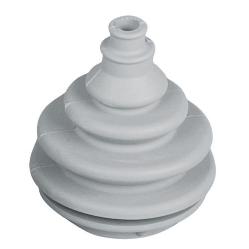 Cable Boot Flushmount, _70mm, Grey