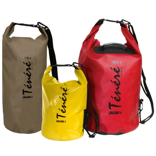 Dry bag,T_n_r_, 400x200mm, red, 5t