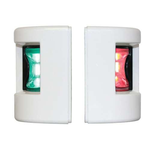 FOS 12 LED COMBI LICHT BB/SB 112,5° WIT
