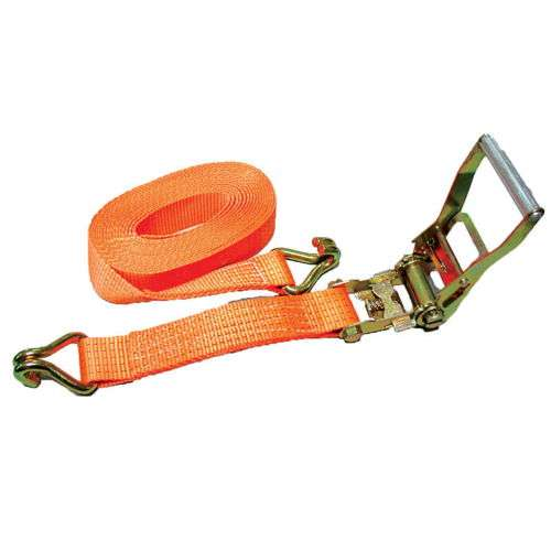 Ratchet Tie-Down w/ double J hookg