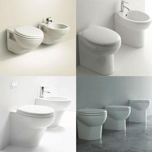 Toiletten - bidets