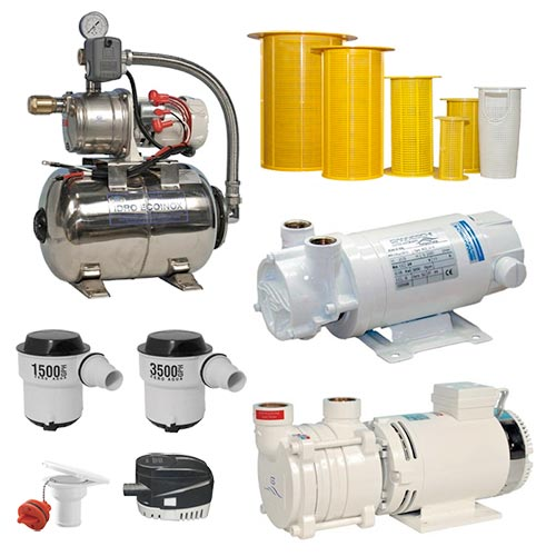 Pumps & Water Systems